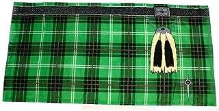 THISTLES FAMOUS KILT TOWEL (GREEN)