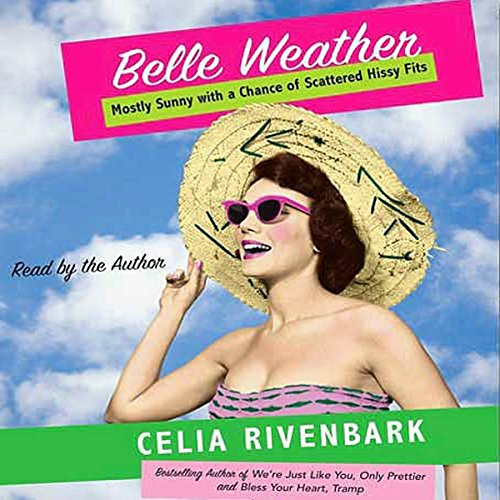 Belle Weather audiobook cover art