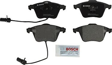 Bosch BP1111 QuietCast Premium Semi-Metallic Disc Brake Pad Set For: Audi A4, A4 Quattro, A6, A6 Quattro, S4, TT Quattro, Front