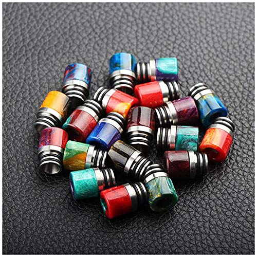 Enafree Resin 510 Drip Tip for Mod Machine(Delivery Color)-2Pcs