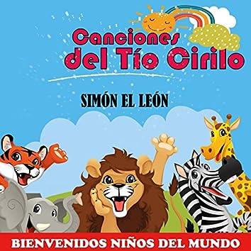 Simón el León (Bienvenidos Niños del Mundo)