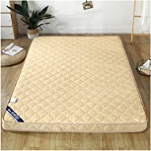 Tatami Mattress, Student Dormitory Single Double Bed Sponge Mat Keep Warm in Winter Warm Thick Bedroom Mattress Thickness ...