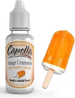Capella Flavor Drops Orange Creamsicle Concentrate 13ml