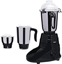 Clikon Solid Mixer Grinder, White, Ck2297, Plastic Material