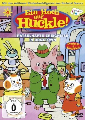 Ein Hoch auf Huckle, Vol. 4: Rätselhafte Ereignisse in Busytown