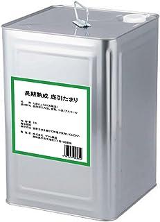 半田の旨味家 長期熟成 底引 たまり醤油 18L/一斗缶 化学調味料無添加