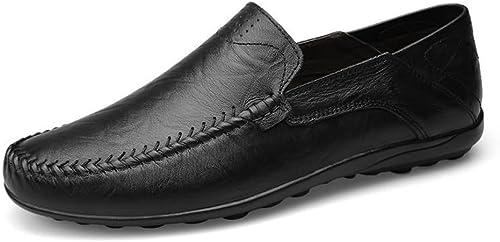 Haute qualité Chaussures de Conduite pour pour Hommes Mocassins Chaussures de Style de Loisir des Chaussures  le plus préférentiel