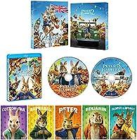 ピーターラビット2/バーナバスの誘惑 ブルーレイ&DVDセット(初回生産限定) [Blu-ray]