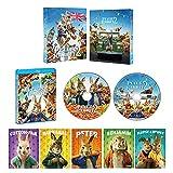 ピーターラビット2/バーナバスの誘惑 ブルーレイ&DVDセット【...[Blu-ray/ブルーレイ]