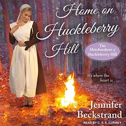 Home on Huckleberry Hill  By  cover art