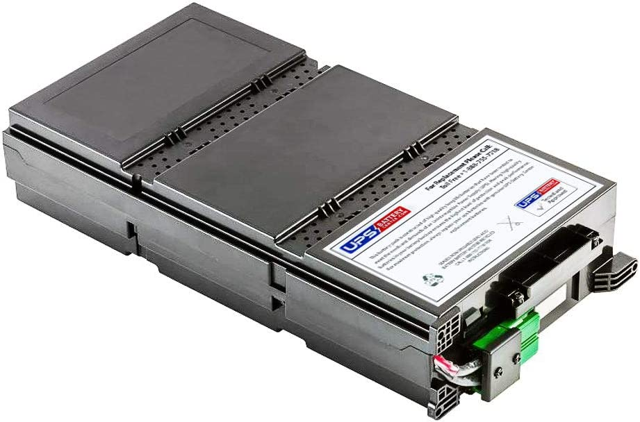 APCRBC141 - New Battery Pack for APC RBC141 - Compatible Replacement by UPSBatteryCenter