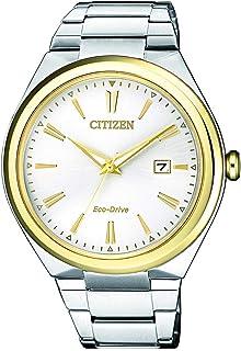 ساعة يد سيتيزن ايكو- درايف للرجال – موديل AW1374-51B