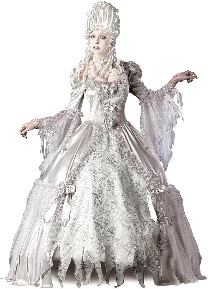 InCharacter Women's Corpse Countess Costume Marie Antoinette Award-winning store Gho shopping