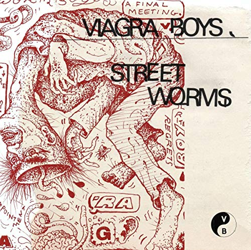 Street Worms (Clear Vinyl/180g+Dl Card) [Vinyl LP]