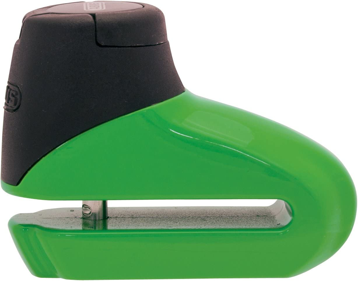 Product ABUS 30510733345Disc shipfree Lock Green