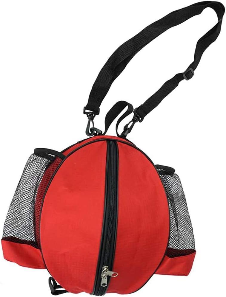 RANRAN Round Sports Ball Storage Single with Daily bargain sale Double Shoulder Atlanta Mall Bag