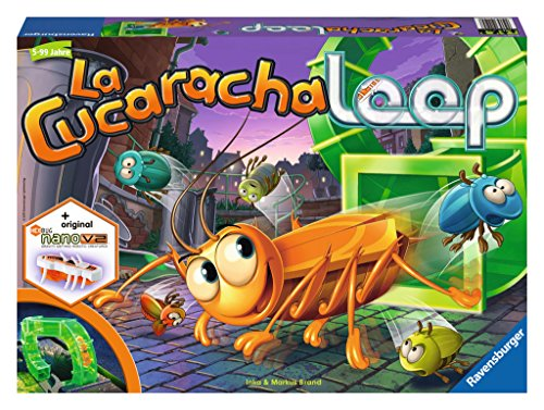 Ravensburger - La Cucaracha Loop, Juego Educativo (21125 8)
