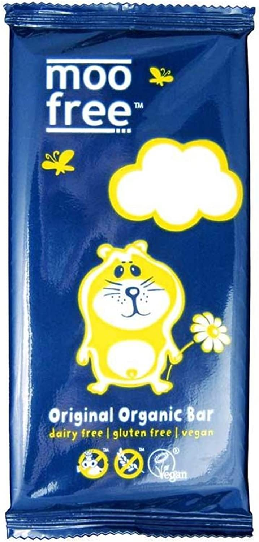precios razonables Moo Free   Dairy Free Milk Chocolate Bar Bar Bar   7 x 100g  promociones de descuento