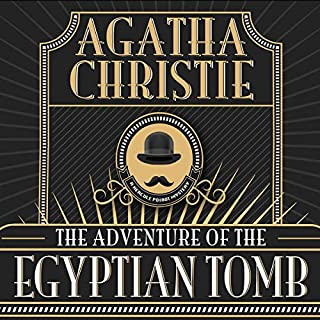 Couverture de The Adventure of the Egyptian Tomb