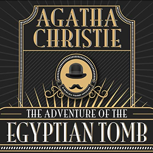 The Adventure of the Egyptian Tomb audiobook cover art