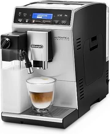 De'Longhi Autentica Fully Automatic Coffee Maker, (ETAM 29.660.SB)