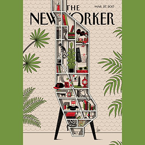 The New Yorker, March 27th 2017 (Jane Mayer, Michael Schulman, Ruth Franklin) cover art
