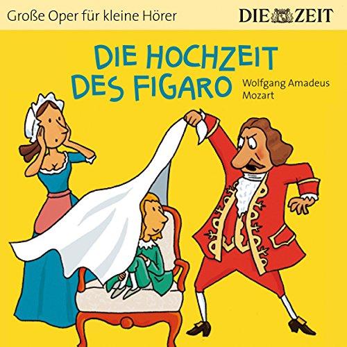 Die Hochzeit des Figaro audiobook cover art