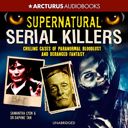 Supernatural Serial Killers audiobook cover art