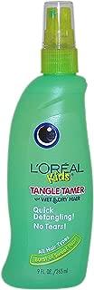 L'Oreal Kids Tangle Tamer Spray All Hair 9 oz (Pack of 3)