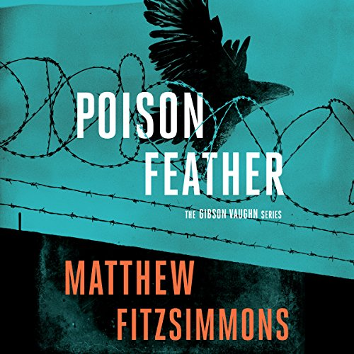 Poisonfeather audiobook cover art