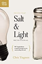The One Year Salt and Light Devotional: 365 Inspirations to Equip and Encourage You to Live Out Your Calling in the World