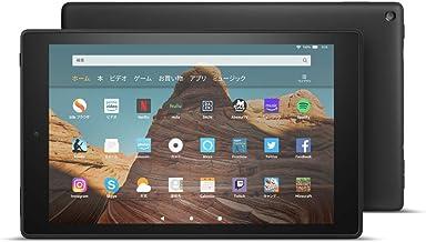 Fire HD 10 タブレット ブラック (10インチHDディスプレイ) 64GB