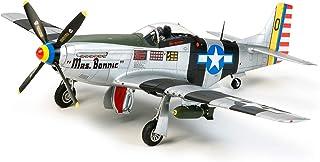 Tamiya 1/32 Aircraft Series No.23 US Army North American P-51D / K Mustang Pacific Ocean Front plastic model 60323