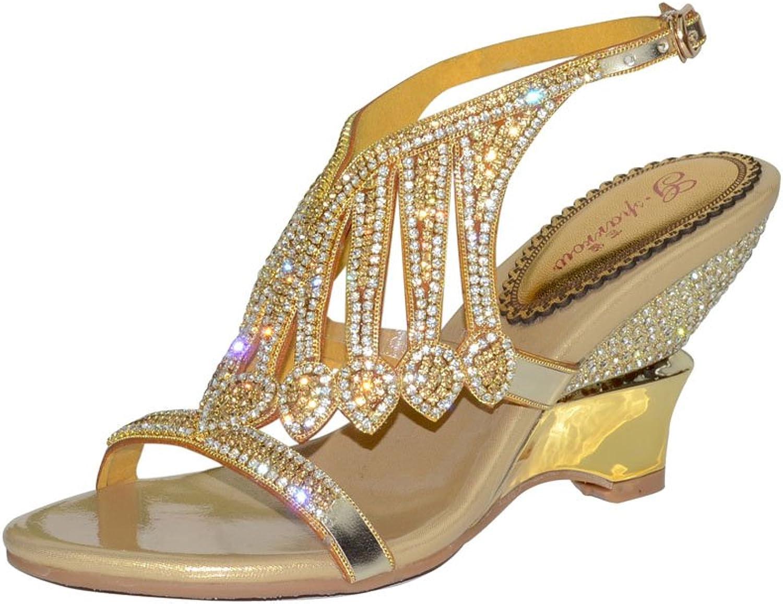 C&C Women's Genuine leather Sandals