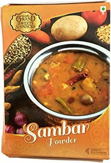 The Grand Sweets $ Snacks Adyar Sambar Powder (200G)