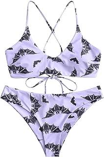 Best lace up cami bikini swimwear Reviews