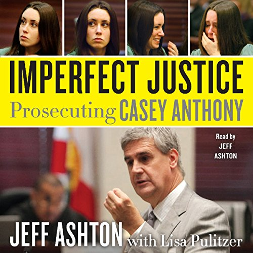 Imperfect Justice audiobook cover art