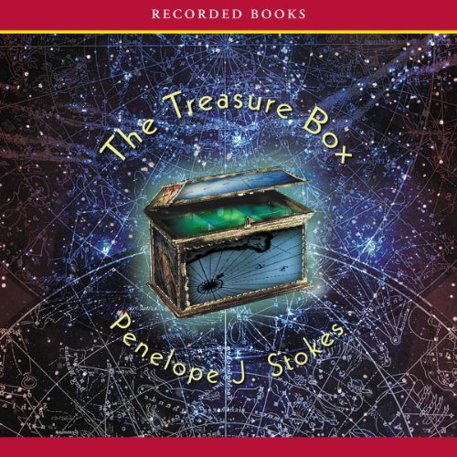 The Treasure Box audiobook cover art