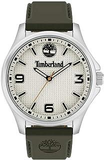 Timberland Reloj Analógico para de los Hombres de Cuarzo con Correa en Silicona TBL.15947JYS/13P