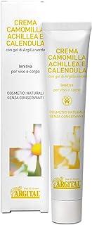 Crema de manzanilla y caléndula - Argital cosmética natural - 50 ml.