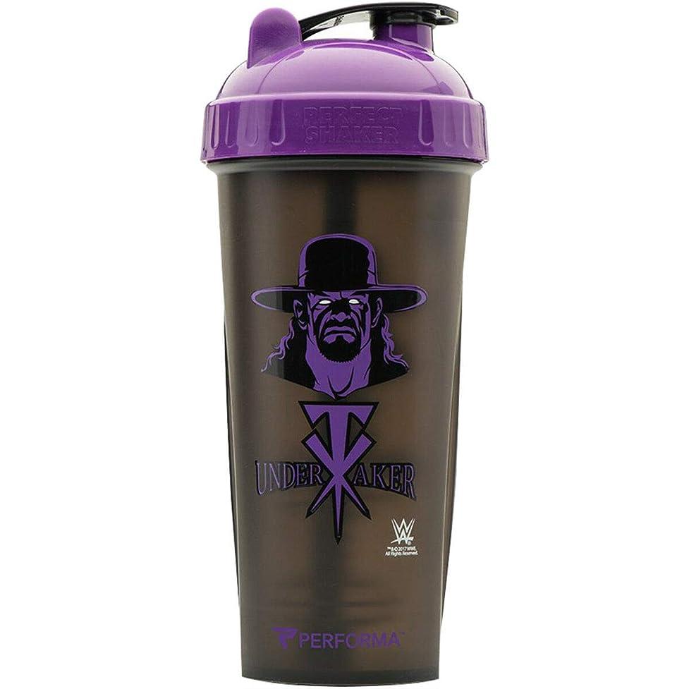 締め切りええ栄養BOT-2 ボトル シェイカー プロテイン 水筒 アンダーテイカ― 筋トレ ジム ブレンダ― ミキサー WWE WWF 800ml (BOT-2)