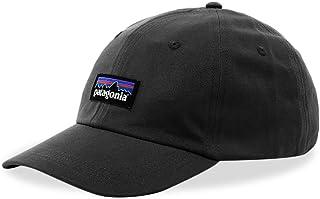 [パタゴニア]Patagonia P-6 Label Trad Cap P-6 ラベル トラッド キャップ 38296 Black 黒 帽子 [並行輸入品]