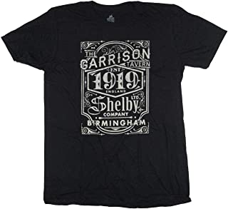 Classic Logo 100/% Official Black Old Skool Hooligans Run DMC T Shirt