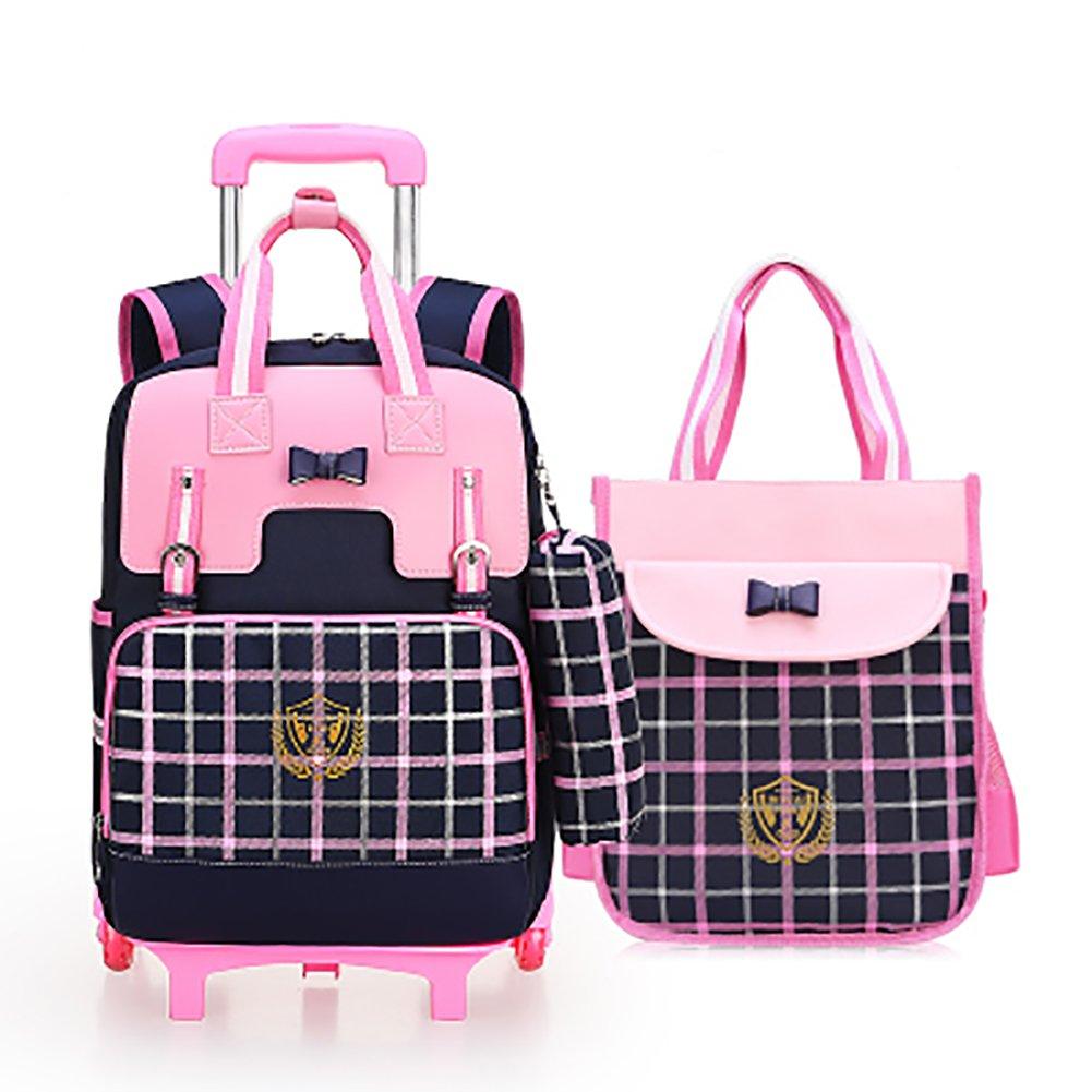 Meetbelify Rolling Backpacks Wheeled Backpack