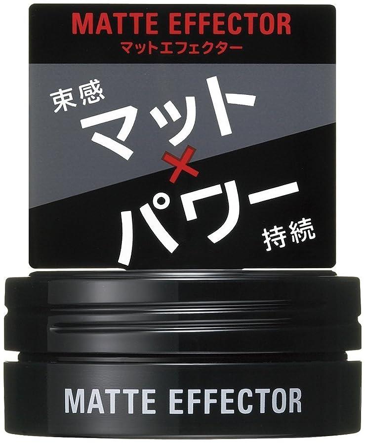 淡い問題ジムウーノ マットエフェクター 15g ワックス