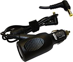 Power4Laptops DC Adapter Laptop Car Charger for Dell Inspiron Mini 1012, Dell Inspiron Mini 1018, Dell Inspiron Mini 10v, Dell Inspiron Mini 10v 1011, Dell Inspiron Mini 10v 1018