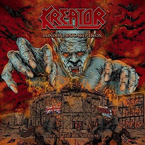 Kreator -London Apocalypticon (CD)