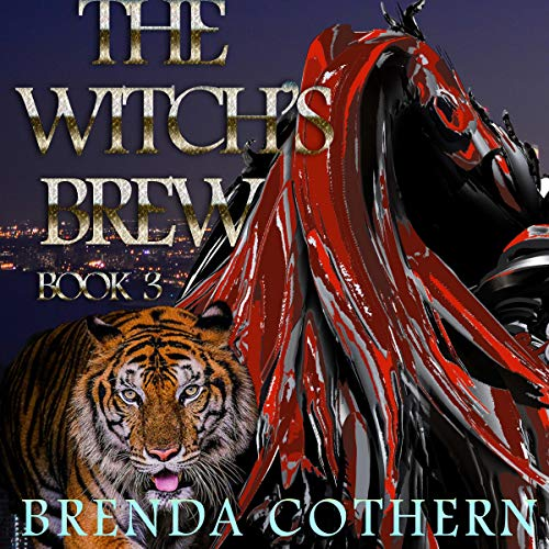 The Witch's Brew 3 audiobook cover art