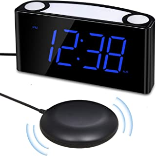 Alarm Clock Raynic Vibranting Alarm Clock for heavy sleepers 7