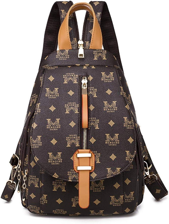 Women's Backpack Handbags Small Backpack Student Bag Small Backpack Multiuse Travel, orange